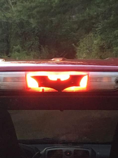 custom diy third brake light decal chevrolet colorado gmc forum