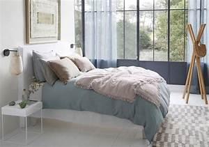 Linge De Lit En Lin : linge de lit en lin on ne s 39 en lassera jamais elle ~ Melissatoandfro.com Idées de Décoration
