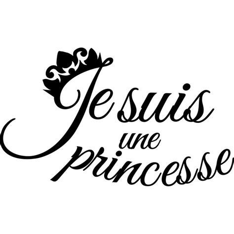 cuisine princesse sticker je suis une princesse
