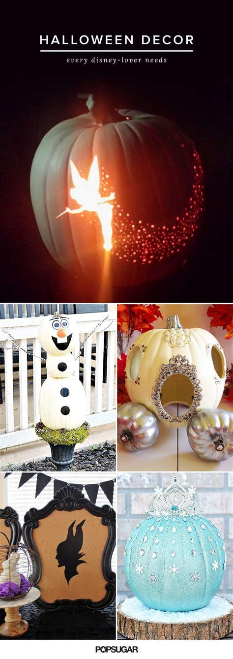 disney halloween decor popsugar home photo