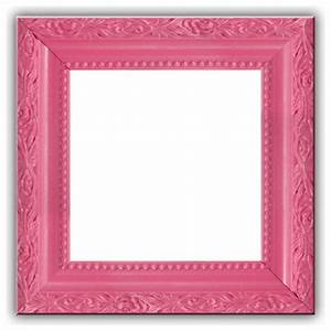 Bubble Gum Pink Solid Wood Photo, Picture Frame, Bubble ...