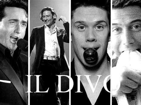 Gruppo Il Divo - il divo grava 231 245 es do novo cd deveriam come 231 ar em maio