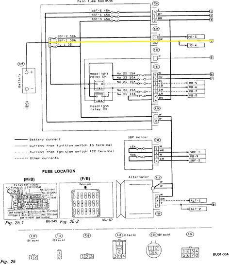 Subaru Engine Wireing Diagram by 2008 Subaru Impreza 2 5i Engine Diagram