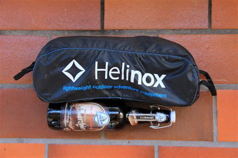 helinox chair one pedal power touring bicycle touring