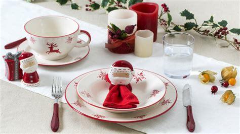 tavola a natale decorazioni decorazioni natalizie il meglio natale dalani e ora