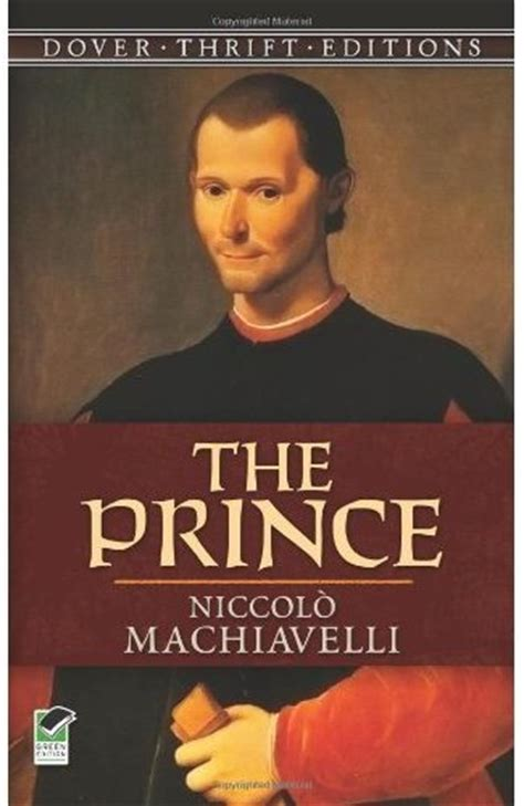 Government And Taxes Pol Ideology 49 Machiavelli, The