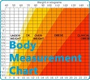 Pin by PatringB on Visual Guides | Body measurement chart ...
