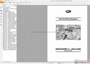 Land Rover Discovery L319-11my Lr4 Electrical Wiring Diagram