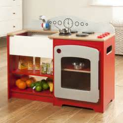 country kitchen islands with seating play kit wooden country play kitchen by millhouse notonthehighstreet