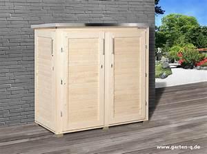 Geräteschrank Garten Holz : gartenger teschrank moderner ger teschrank aus holz garten q gmbh ~ Whattoseeinmadrid.com Haus und Dekorationen