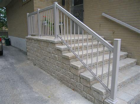 29 steps want aluminum aluminum railings toronto