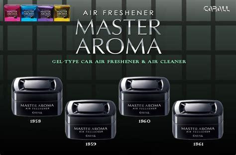 Carall Master Aroma Long-last Gel Type Car Air Freshener