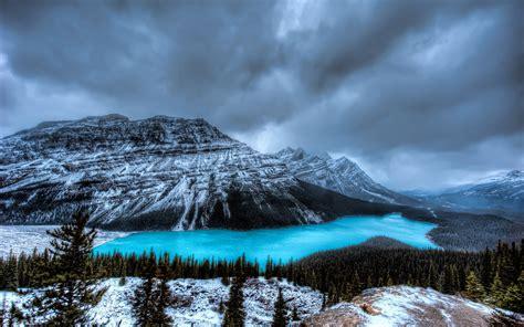 peyto lake banff national park   canadian rockies