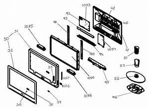 Samsung Tv Parts Diagram