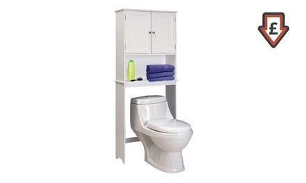bathroom cabinet  shelves groupon goods