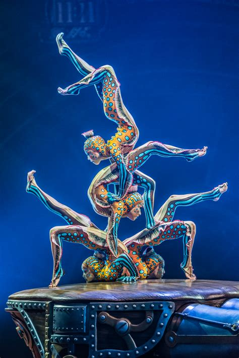 Kurios Cabinet Of Curiosities by Cirque Du Soleil Kurios Ticket Giveaway Week