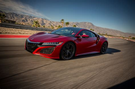 acura nsx reviews research new used motor trend
