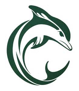 Community College Dolphins Logo