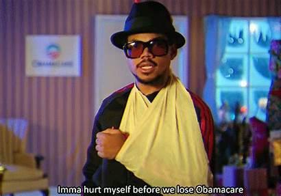 Rapper Chance Gifs Snl Wings Dante