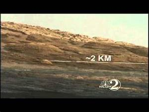 NASA releases new pictures from Mars rover - YouTube