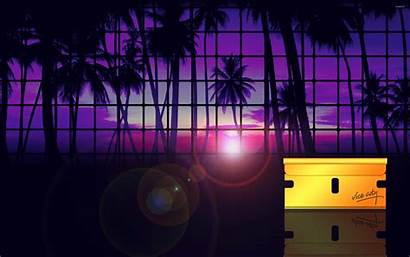 Vice Theft Grand Gta Sunset Games Wallpapers