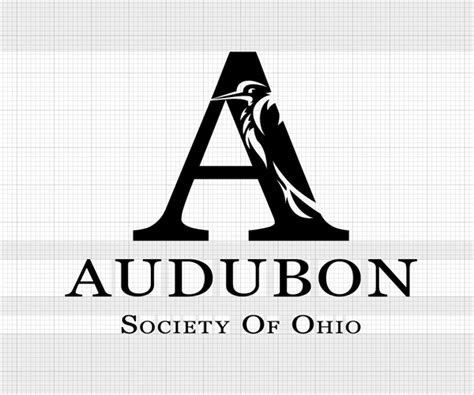 audubon of ohio corporate identity on behance