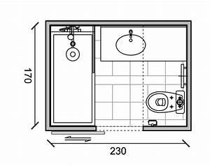 salle de bain douche et baignoire plan 20170926214256 With salle de bain douche et baignoire plan