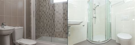 lay bathroom wall tiles horizontally  vertically ideas