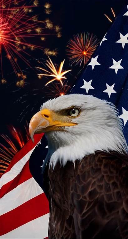 July 4th Eagle American Flag Zedge Happy