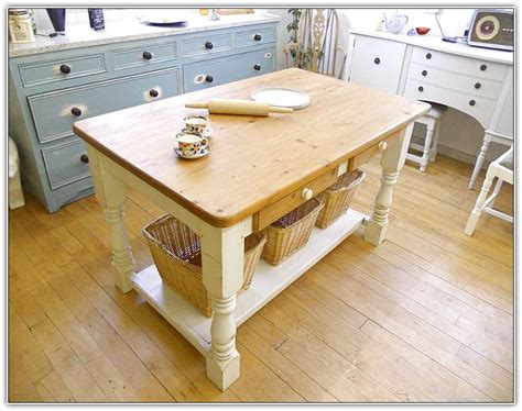 farm table kitchen island diy farmhouse kitchen island home design ideas 7142