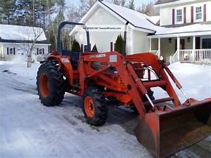 Kubota Manual Kubota L3750 Tractor Master Parts Manual