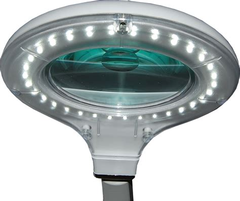 omano new desktop 3 12 diopter led magnifying l with insert