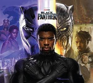 Marvel's Black Panther: The Art of the Movie Slipcase ...