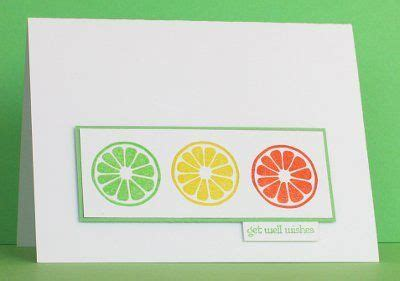 fruity  images simple cards cards handmade fruity