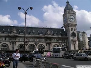 Horloge De Gare : tour de l 39 horloge de la gare de lyon ~ Teatrodelosmanantiales.com Idées de Décoration
