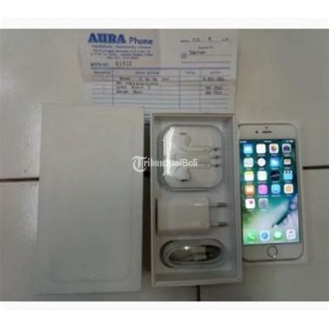 handphone apple iphone  gb gold  harga murah