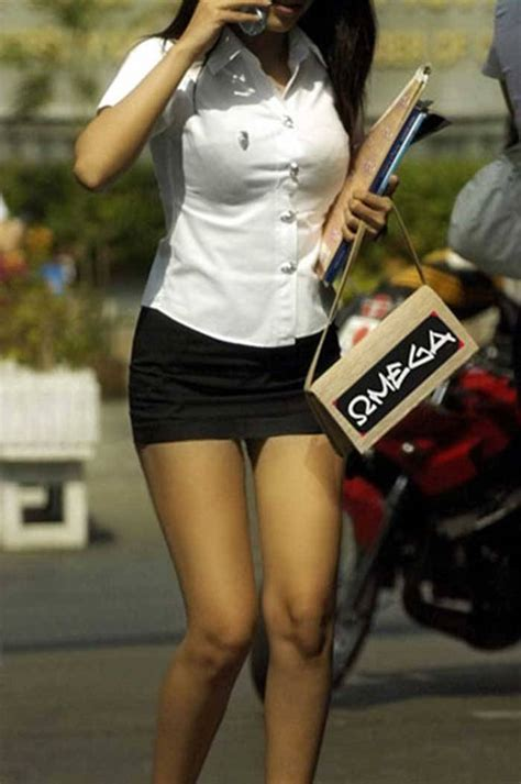 Thai University Uniform Is The Sexiest In The World