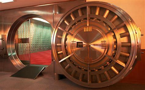 Download 2560x1600 Bank Vault Wallpaper