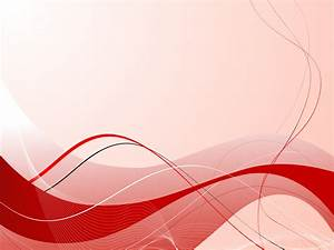 Red Vector Powerpoint Templates   Power Point Templates