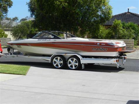 Malibu Response Boats For Sale Australia by 2005 Malibu Response Lxi With Monsoon 340 Malibu Ski