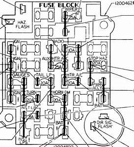 1979 Chevy Truck Wiring Diagram