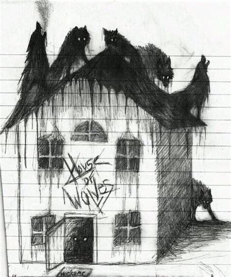 house  wolves art love   bit   mcr art