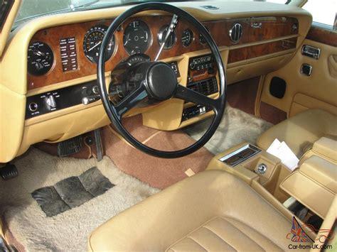 1979 Rolls-royce Silver Wrath Ii