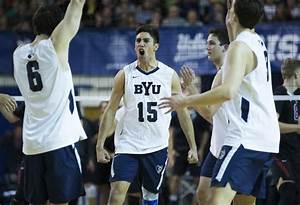 BYU men's volleyball: Sander leads Cougars past No. 6 ...