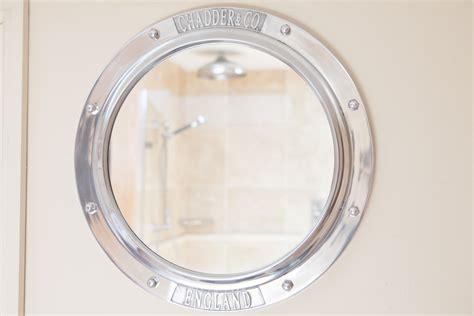 porthole mirror chadder
