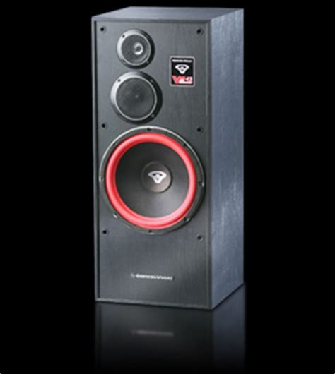 Cerwin V 12f Floor Speakers by Cerwin Speakers