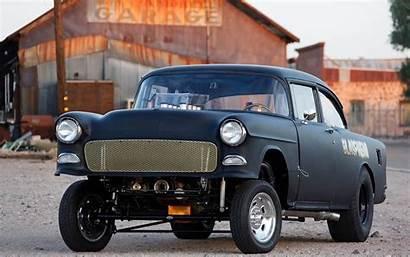 Gasser Chevy 1955 Blasphemi Hemi 55 Roadkill