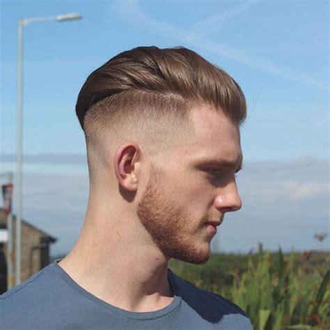 Coiffure Cheveux Long Rasé Coté Homme