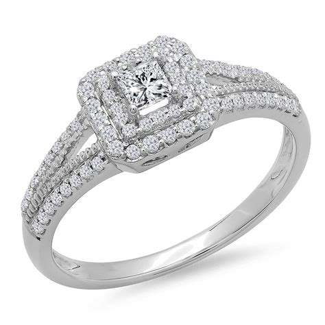 cheap princess cut engagement rings top 10 best s day deals on engagement rings