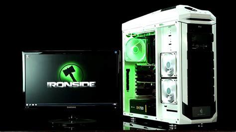 ironside computers video demonstration order